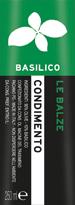 BASIL // BASILICO OLIVE OIL 250 ml