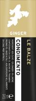 GINGER // ZENZERO OLIVE OIL 250 ml