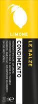 LEMON // LIMONE OLIVE OIL 250 ml